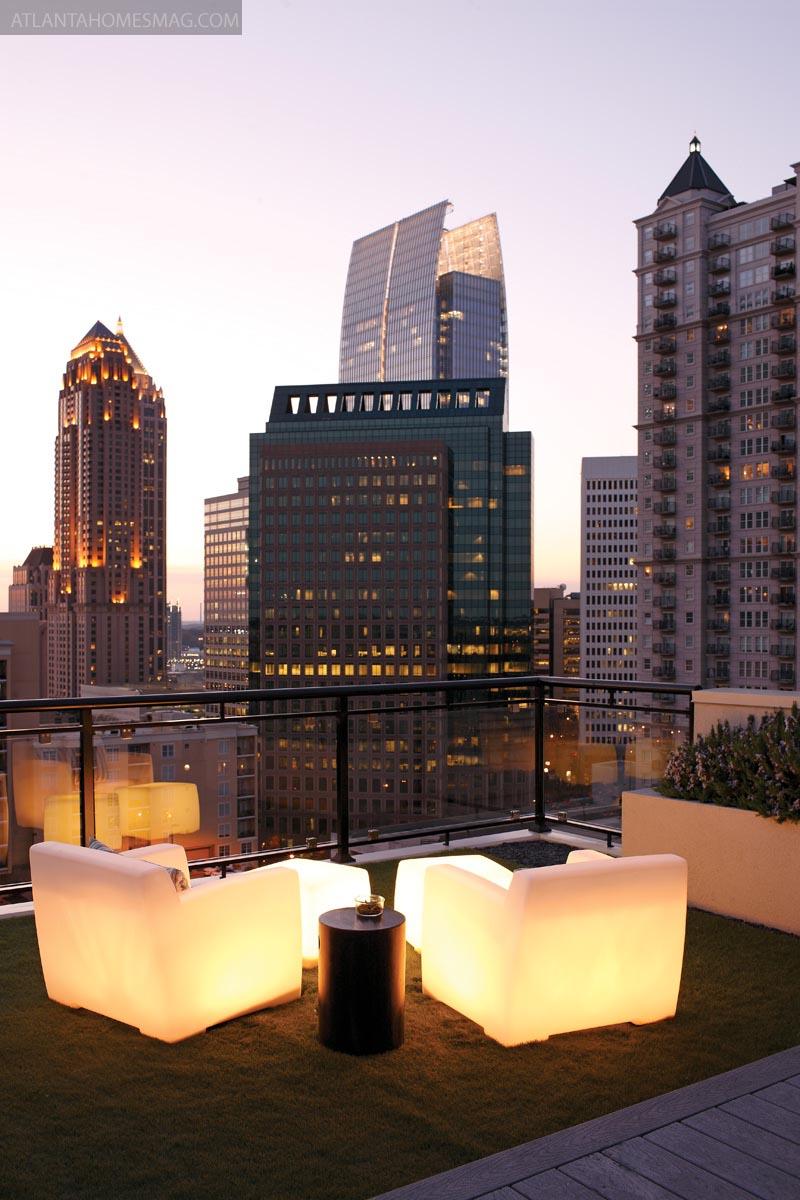 Atlanta Rooftop Terrace