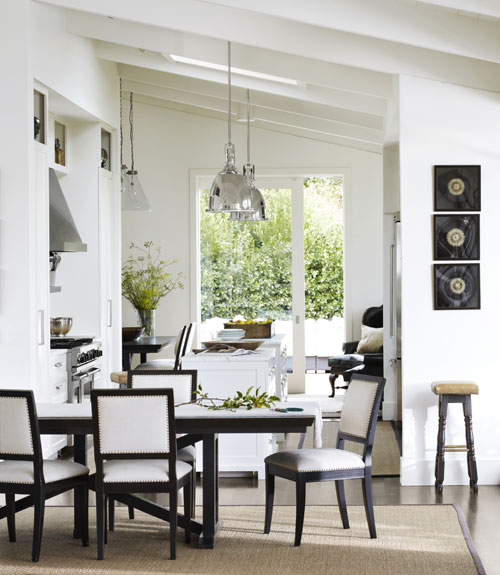 Open Dining Room: Capriciously Inspired
